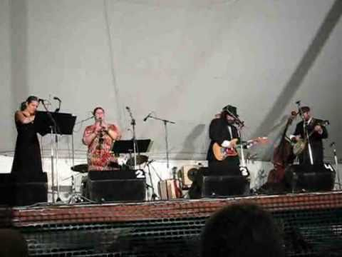 The Red Sea Pedestrians - Moroccan Game (Live at Wheatland 2010)