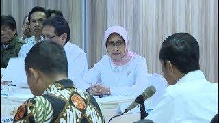 Download Video Ini Momen Jokowi 'Semprot' Direksi PLN Soal Pemadaman Listrik MP3 3GP MP4