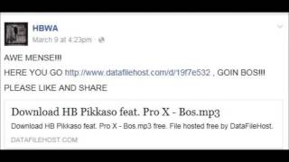HB Pikkaso ft ProX Nakedmynd