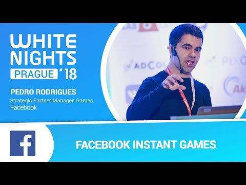 Pedro Rodrigues (Facebook) - Facebook Instant Games