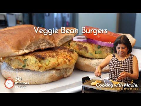 Image of Veggie Bean Burgers