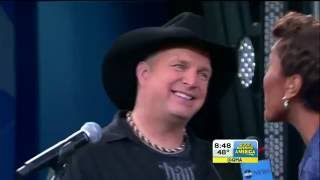 Garth Brooks Sings  Mom   Live  Good Morning America 2014