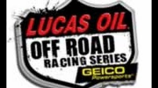 Lucas Oil Off Road Racing Series 2012 Round 2 On Board With