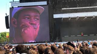 Who Dat Boy (Tyler calls out crowd) - Tyler, the Creator (Live at Lollapalooza 2018 - Day 2: 8/3/18)
