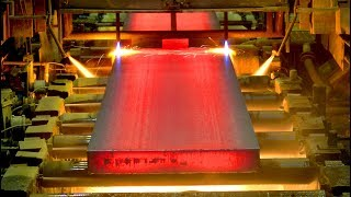 How is metal sheet made