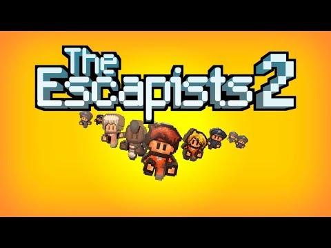 Gameplay de The Escapists 2