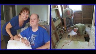 Help Tom Saunders get back Home to Battle Cancer!