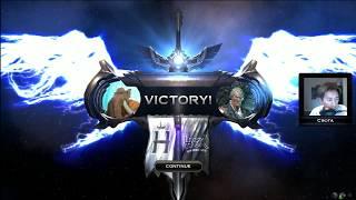Hex: Shards of Fate - Clash - July 30th - Semifinal - Heaton vs KurtisKapahala