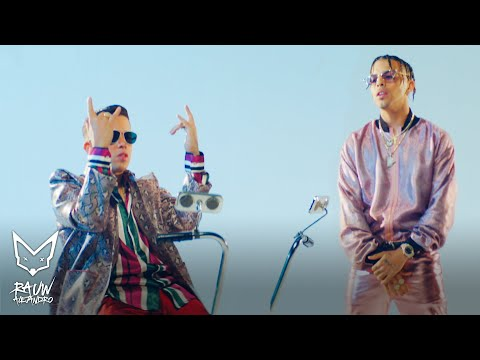 Rauw Alejandro ft. De La Ghetto - Espuma (Video Oficial)