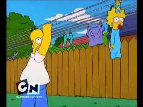 Cartoon Network Philippines] The Simpsons Promo and Bumpers