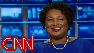 Stacey Abrams: I look forward to making history