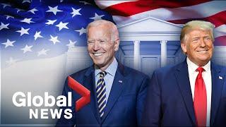 Wybory w USA: wyniki wyborów na żywo w czasie rzeczywistym, gdy Ameryka głosuje | RELACJA NA ŻYWO-relacja na żywo w j.angielskim