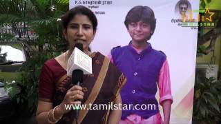 Priya Jayakumar at Puthiyathor Ulagam Seivom Movie Press Meet