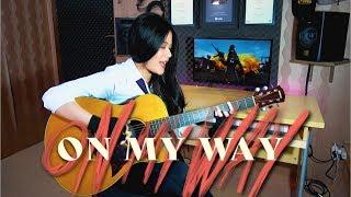 Alan Walker & Sabrina Carpenter   On My Way (EnglishSolo Version) Cover By Josephine Alexandra
