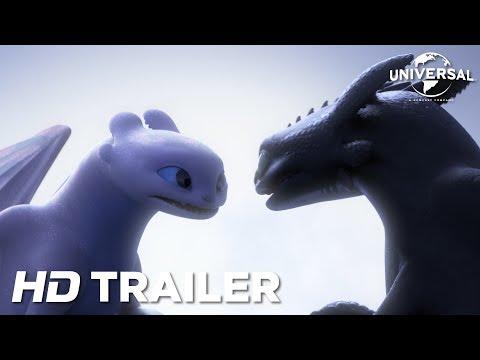 Cómo Entrenar a Tu Dragón 3 trailer