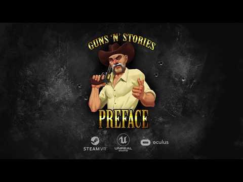Guns`n`Stories: Preface VR Teaser thumbnail