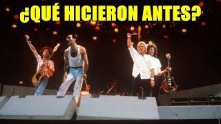¿Qué hizo Queen en 1985 antes de llegar al Live Aid?