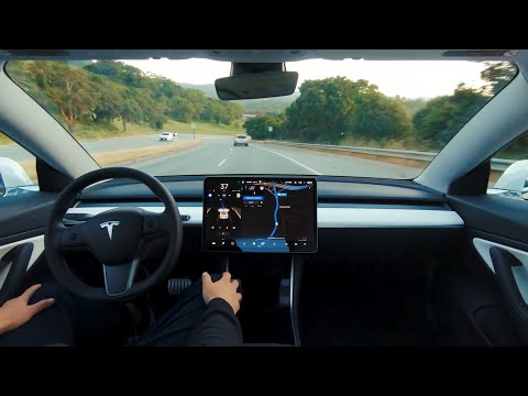 Tesla Full Self-Driving HW3