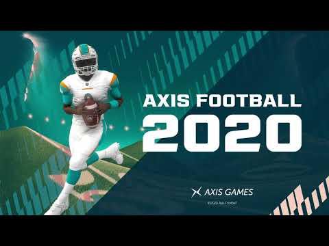 Trailer de Axis Football 2020