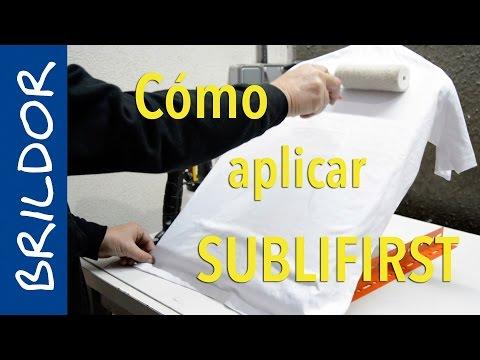 20cecde0f Cómo aplicar el recubrimiento para sublimar algodón