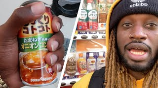 I Tried Living On Tokyo Vending Machines For 24 Hours