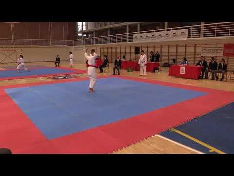 Campeonato Navarro Cadete y Junio de Kata 3
