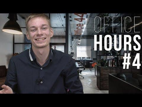 Чему и как учиться | #OfficeHours #4