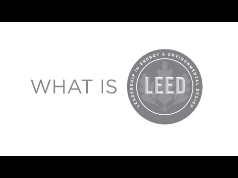 What is LEED? - YouTube