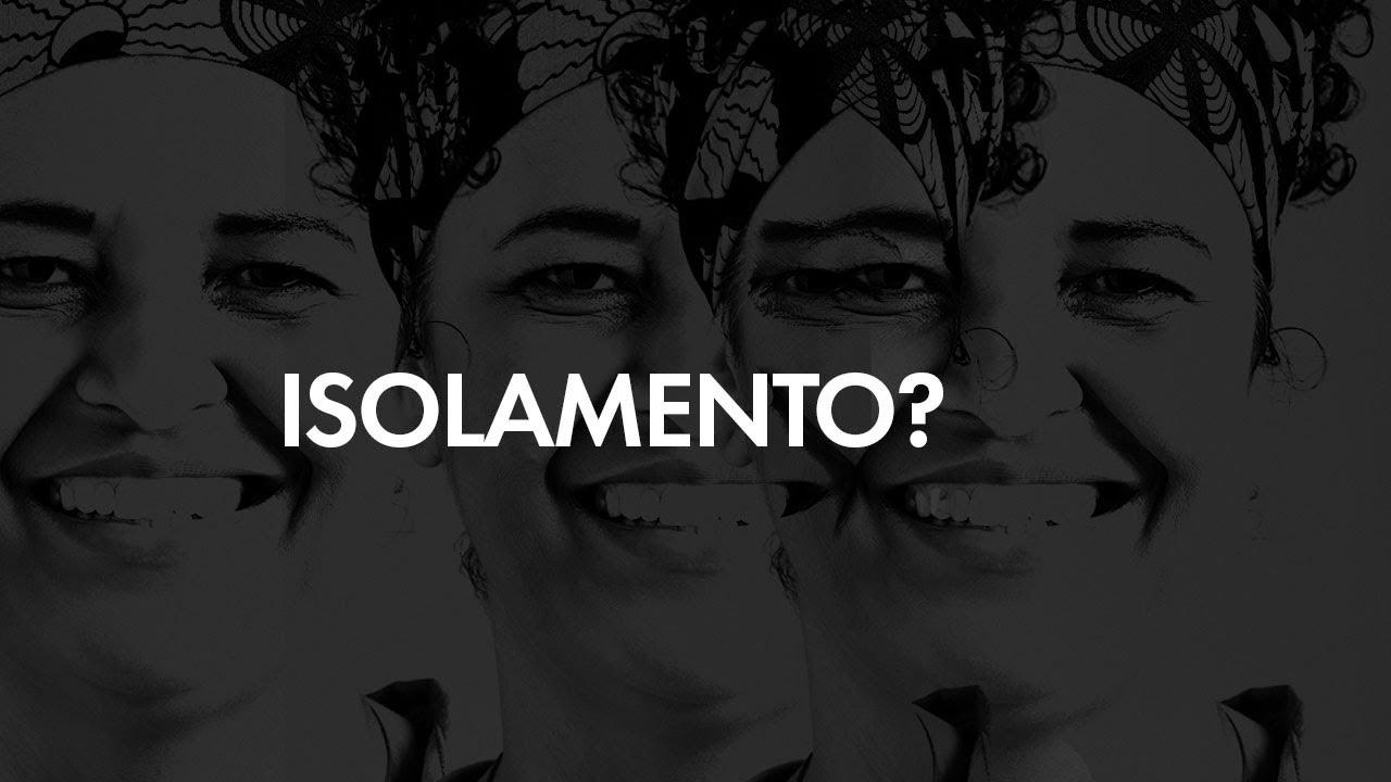 SOCIALIZAÇÃO X ISOLAMENTO por JACQUES MEIR | IDENTIDADES