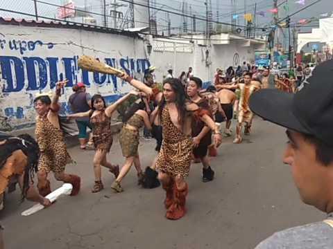 Carnaval los Cavernícolas 2017