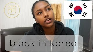 Being Black in Korea