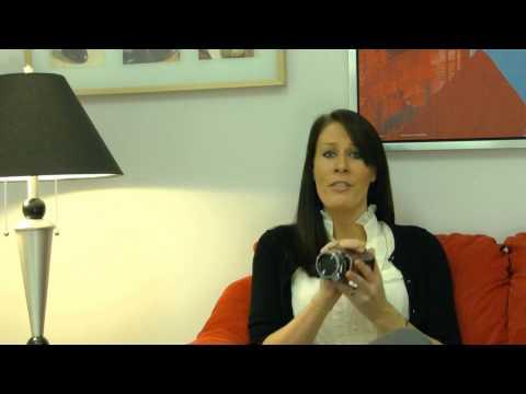 JVC Everio GZ-HM1 Video Camera