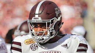 Mississippi State DT Jeffery Simmons || 2018 Season Highlights