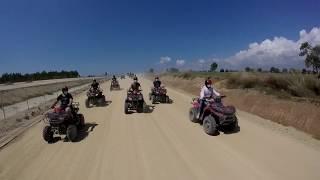 ✅ Моя поездка на квадроцикле в Тайланде! (5 мин.)