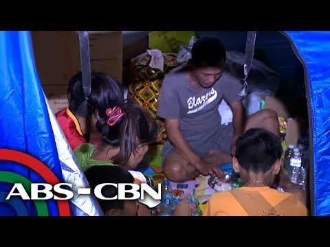 1 linggo matapos ang Taal eruption: Ilang evacuation centers dumadaing na | TV Patrol