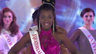 Miss World 2014 Contestants Introduction at Finals