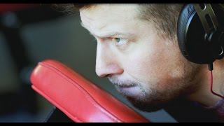 In the Gym with Canada's Four-Man Bobsleigh Team