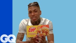 10 Things NLE Choppa Can't Live Without | GQ