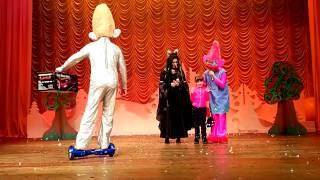Вручение гироскутера от girosmart ЭТВ Театр в ДК Москворечье