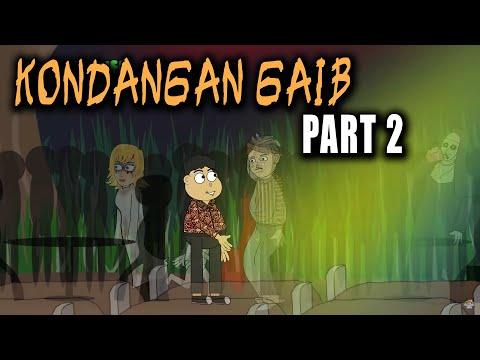 Kondangan Gaib Part 2- Animasi Horor Kartun Lucu - Warganet Life Official