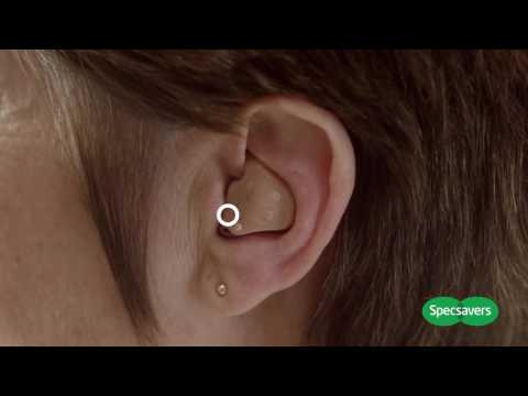 How To Fit In-The-Ear Hearing Aids | Specsavers
