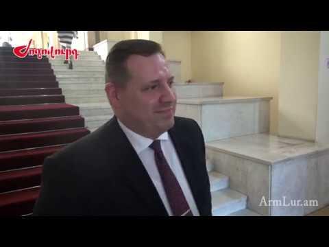 Քննչական կոմիտեի նախագահը` վարչապետի հայտարարության մասին (տեսանյութը՝ ArmLur.am-ի)