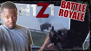 INTENSE HIGH SPEED CHASE! - Battle Royale H1Z1 Gameplay  | H1Z1 BR Gameplay