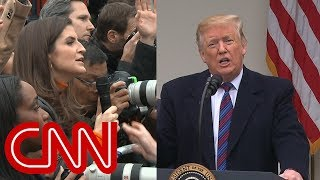 Video CNN reporter presses Trump: You promised Mexico would pay for wall MP3, 3GP, MP4, WEBM, AVI, FLV Agustus 2019