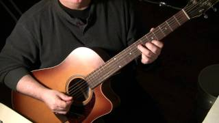 How To Play Ramble On Led Zeppelin Acoustic