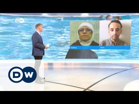 Burkini creator on court decision | DW News