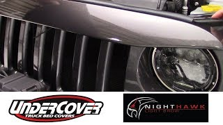 In the Garage™ with Total Truck Centers™: UnderCover NightHawk Light Brow