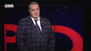 Олександр Ганущин про те, які політсили мали б скласти більшість у депутатському корпусі