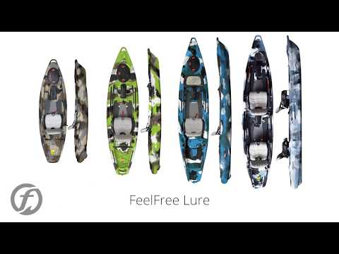 FeelFree Lure Kayak Series