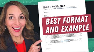How To Write The PERFECT Cover Letter in 2021 - 5 BEST Cover Letter Tips with EXAMPLES